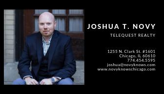Joshua t. novy